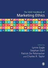 The SAGE Handbook of Marketing Ethics PDF