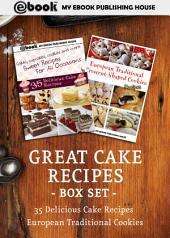 Great Cake Recipes Box Set