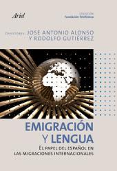 Emigración y lengua