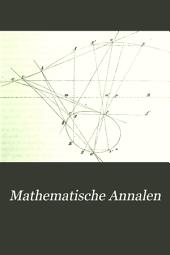 Mathematische Annalen: Volume 5