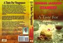 A Taste for Vengeance Book