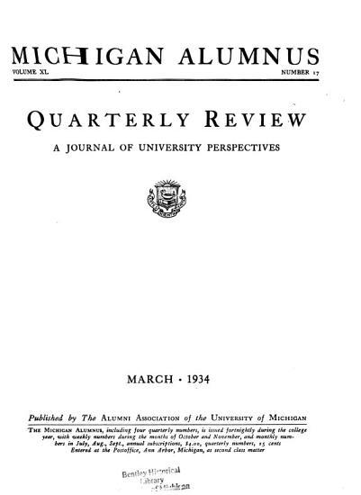 Quarterly Review PDF