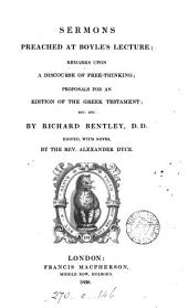The works of Richard Bentley, collected and ed. by A. Dyce