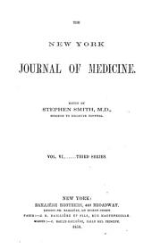 New-York Journal of Medicine and the Collateral Sciences