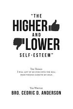 """""""The Higher and Lower Self-Esteem"""""""