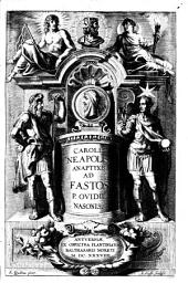 Caroli Neapolis Anaptychis ad Fastos