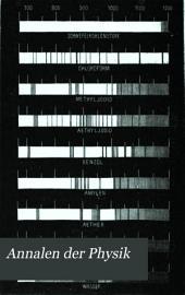 Annalen der Physik: Beiblätter, Band 7