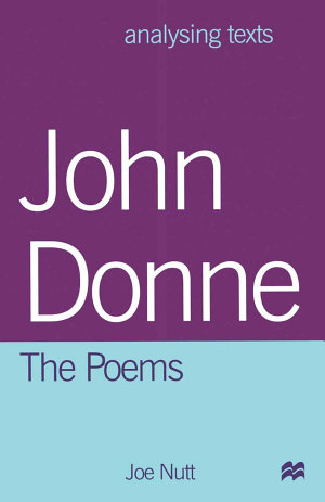 Jone Donne  The Poems