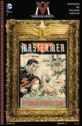 The Multiversity: Mastermen (2015-) #1