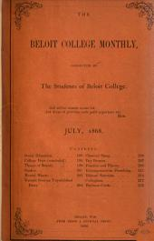 Beloit College Monthly: Volume 14
