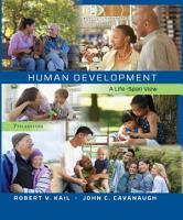 Human Development  A Life Span View PDF