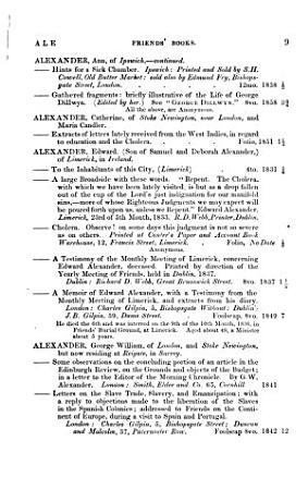 A Descriptive Catalogue of Friends  Books PDF