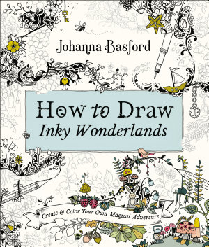 How to Draw Inky Wonderlands PDF