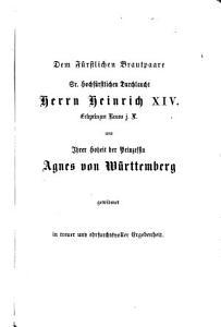 Neue fromme Lieder und Gedichte PDF