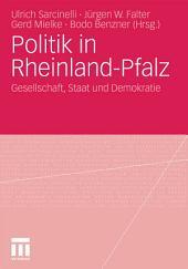 Politik in Rheinland-Pfalz: Gesellschaft, Staat und Demokratie