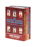 The Wayside School 4 Book Box Set