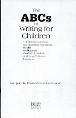 The ABCs of Writing for Children
