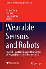 Wearable Sensors and Robots PDF
