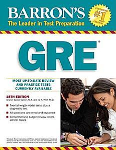Barron s GRE Book