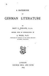 A Handbook of German Literature