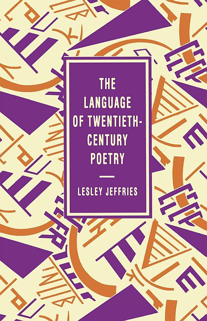 The Language of Twentieth Century Poetry