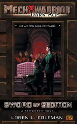 Mechwarrior Dark Age 15 Sword Of Sedition Book PDF