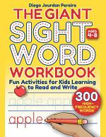 Giant Sight Word Workbook