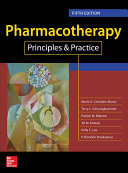 Pharmacotherapy Principles and Practice  Fifth Edition PDF