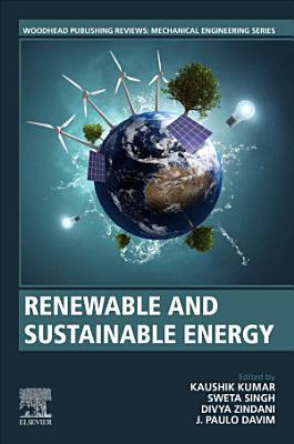 Renewable and Sustainable Energy