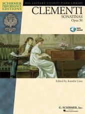 Clementi - Sonatinas, Opus 36 (Songbook)