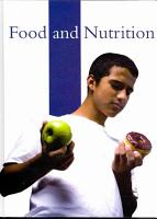 Food and Nutrition  Phytonutrients to soul food PDF