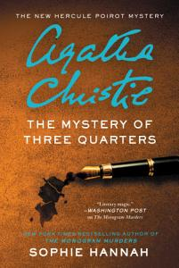 The Mystery of Three Quarters Book