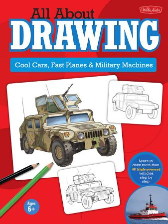 All About Drawing Cool Cars PDF