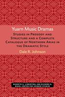 Yuarn Music Dramas PDF