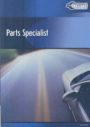 Parts Specialist PDF