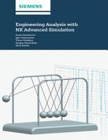 Engineering Analysis With NX Advanced Simulation PDF