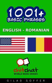 1001+ Basic Phrases English - Romanian