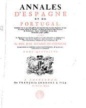 Annales d ́Espagne et de Portugal: Volume3
