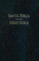 Biblia Bilingue Rvr 1960 New International Version Imitation Leather Black