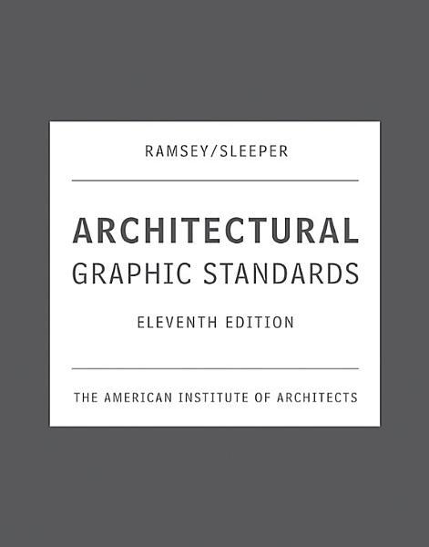 Architectural Graphic Standards PDF