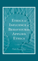 Ethics of Influence As Behavioural Applied Ethics
