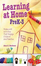Learning at Home Pre K 3 PDF