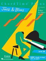 ChordTime Piano Jazz & Blues - Level 2B