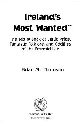 Ireland s Most Wanted PDF
