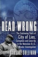 Dead Wrong PDF