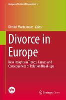 Divorce in Europe PDF
