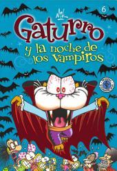 Gaturro 6. Gaturro y la noche de los vampiros (Fixed Layout)