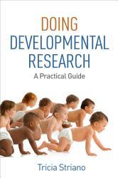 Doing Developmental Research Book PDF