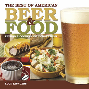 The Best of American Beer and Food Book