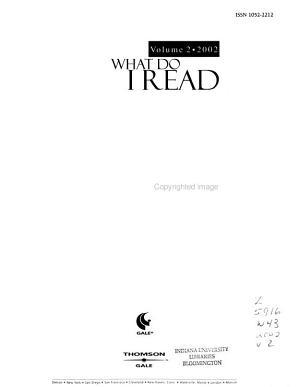 What Do I Read Next  PDF
